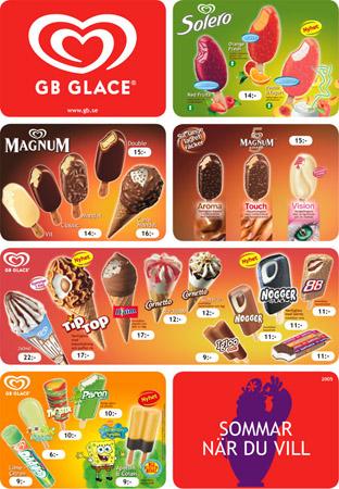gb glass priser 2016